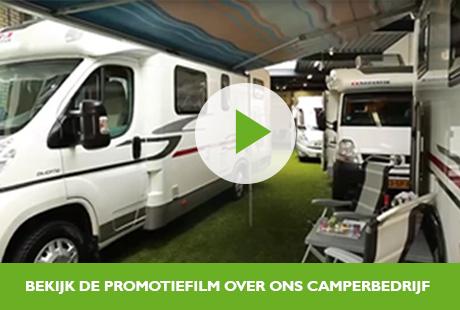 Promotiefilm over ons camperbedrijf