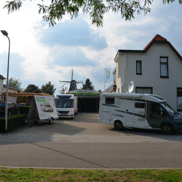 Camper Garant in Vaassen (bij Apeldoorn, Gelderland)